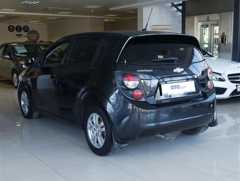İkinci El Chevrolet Aveo 1.4 16V LTZ HB AUT 2013 - Satılık Araba Fiyat - Otoshops