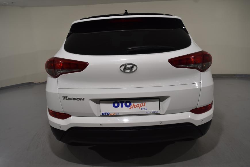 İkinci El Hyundai Tucson 1.6 GDI ELITE AUT 2018 - Satılık Araba Fiyat - Otoshops