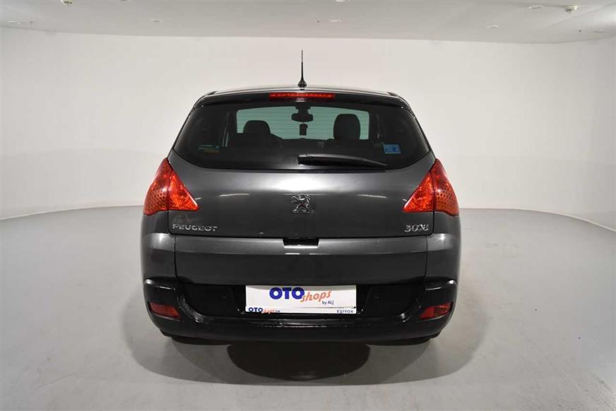 İkinci El Peugeot 3008 1.6 HDI PREMIUM BMP6 2010 - Satılık Araba Fiyat - Otoshops