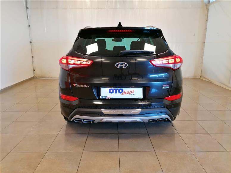 İkinci El Hyundai Tucson 1.6 T-GDI ELITE PLUS 4X4 DCT RED PACK 2017 - Satılık Araba Fiyat - Otoshops
