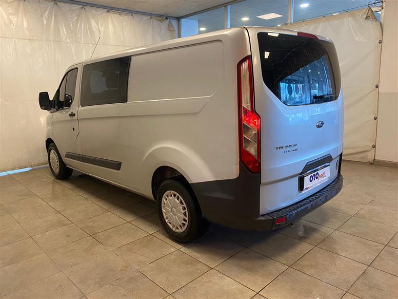 İkinci El Ford Transit Custom 2.2TD 125HP 310L COMBI VAN TREND 2013 - Satılık Araba Fiyat - Otoshops