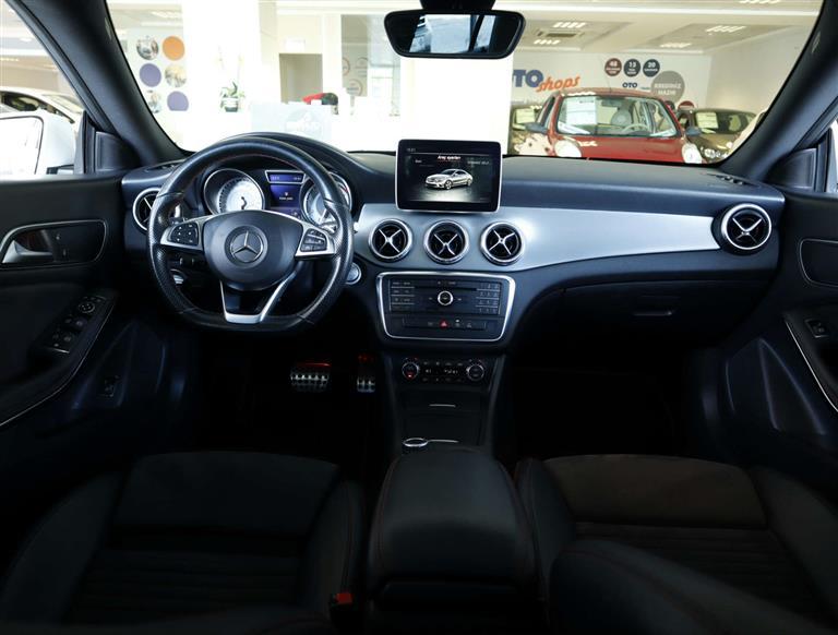İkinci El Mercedes CLA-Serisi 1.6 CLA 200 AMG 7G-DCT 2016 - Satılık Araba Fiyat - Otoshops
