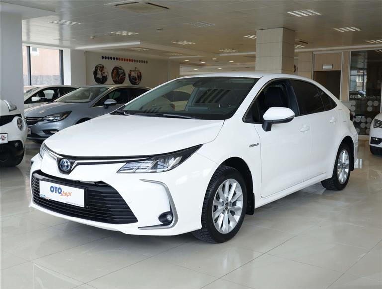 İkinci El Toyota Corolla Hybrid 1.8 HYBRID DREAM E-CVT 2019 - Satılık Araba Fiyat - Otoshops