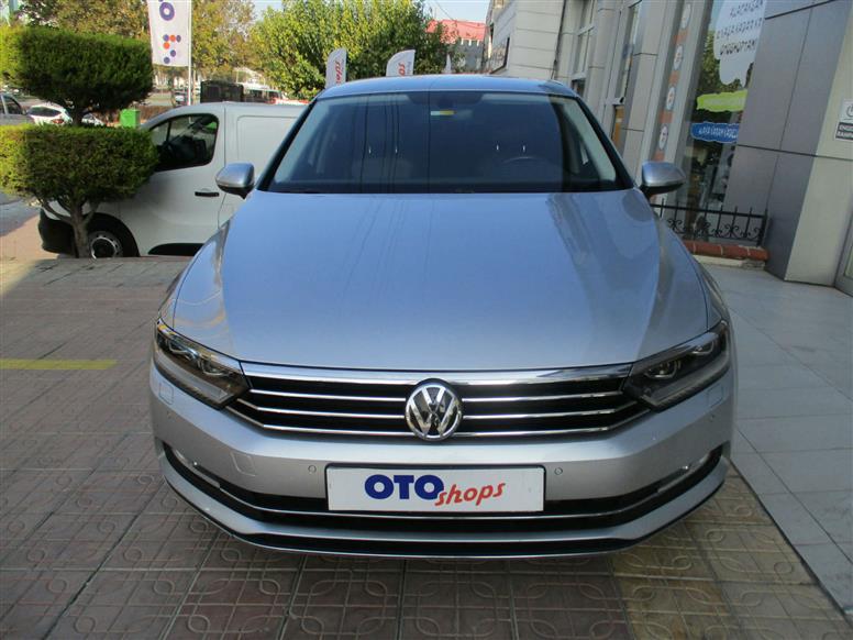 İkinci El Volkswagen Passat 2.0 TDI 190HP HIGHLINE DSG BMT 2015 - Satılık Araba Fiyat - Otoshops