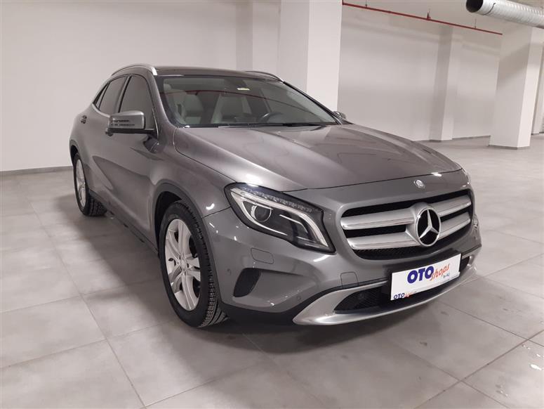 İkinci El Mercedes GLA-Serisi 1.6 GLA 200 URBAN 7G-DCT 2014 - Satılık Araba Fiyat - Otoshops