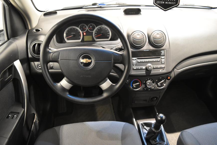 İkinci El Chevrolet Aveo 1.2 16V LS HB 2011 - Satılık Araba Fiyat - Otoshops