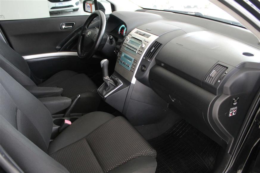 İkinci El Toyota Verso 1.6 COMFORT VMATIC 2009 - Satılık Araba Fiyat - Otoshops