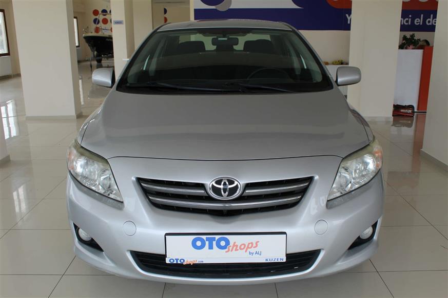 İkinci El Toyota Corolla 1.4 D-4D COMFORT MMT 2008 - Satılık Araba Fiyat - Otoshops