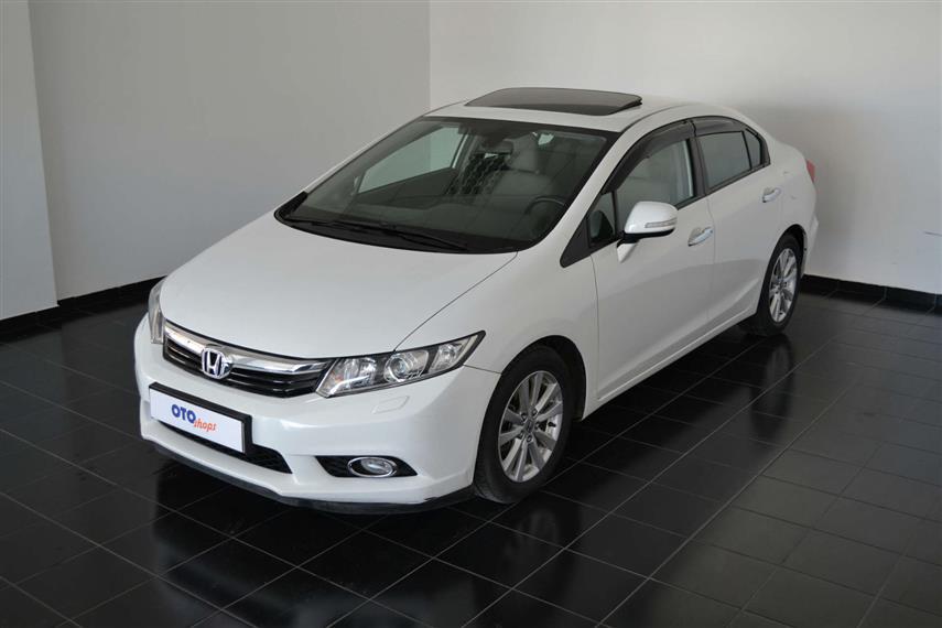 Ikinci El Honda Civic 16es Elegance Aut 2013 Satılık Araba Fiyat
