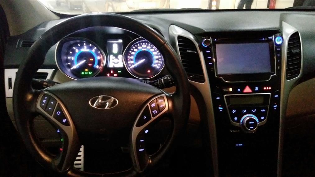 Ikinci El Hyundai I30 16 Crdi Elite Aut 2013 Satılık Araba Fiyat