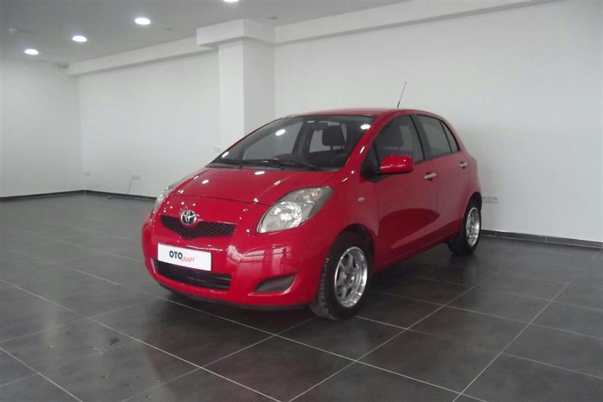 ✖ İkinci el toyota yaris 1.33 terra sporty 2011 - satılık araba