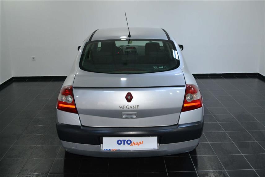 Ikinci El Renault Megane 15 Dci Dynamique Ii 2005 Satılık Araba