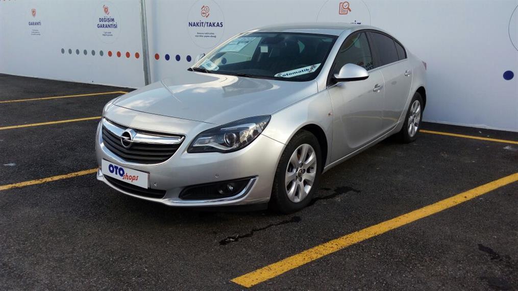 Ikinci El Opel Insignia 1 6d 136hp Business Aut 2015 Satilik Araba