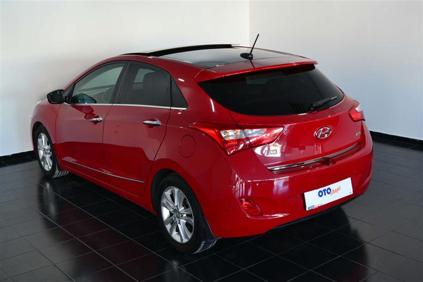 Ikinci El Hyundai I30 16 Crdi Elite Aut 2014 Satılık Araba Fiyat