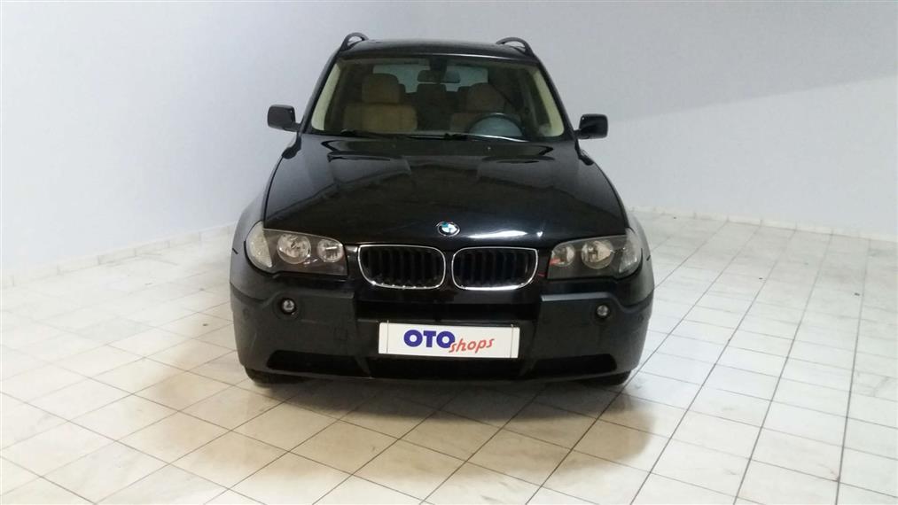 İkinci El BMW X3 2.5I 2004 - Satılık Araba Fiyat - Otoshops