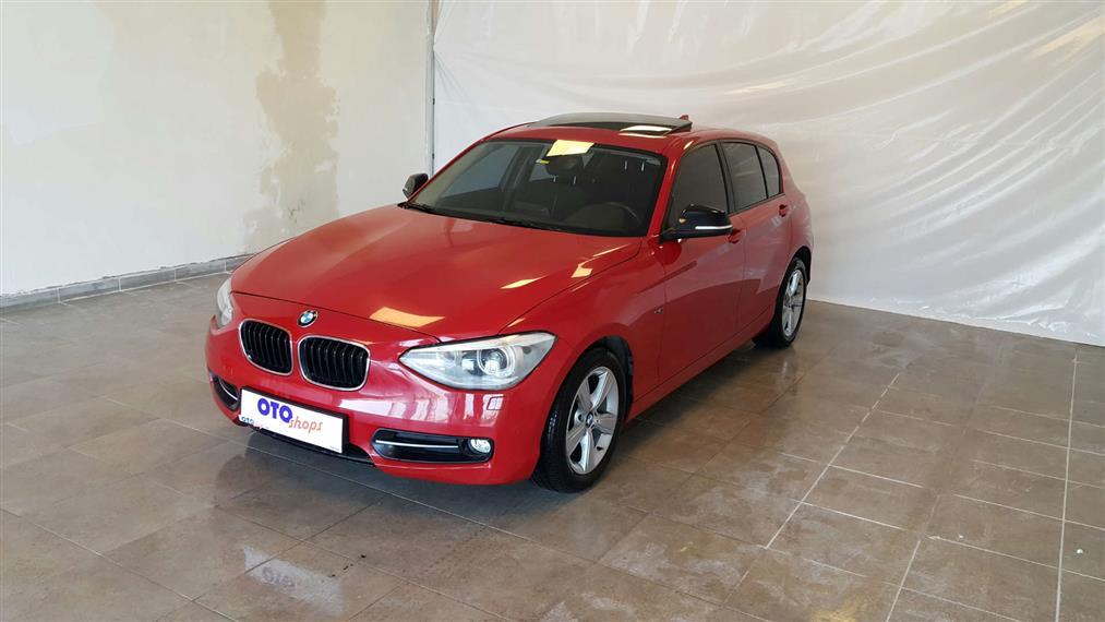 Ikinci El Bmw 1 Serisi 16 116i Sport Line Aut 2013 Satılık Araba