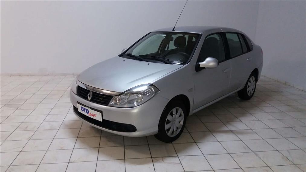 Ikinci El Renault Symbol 12 16v Symbol Authentique Edition Ph1 2012