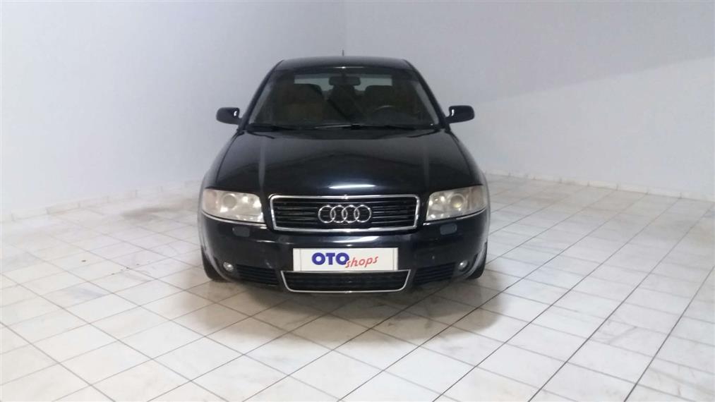 İkinci el audi a6 2.5 tdi quattro tiptronic 2002 - satılık araba