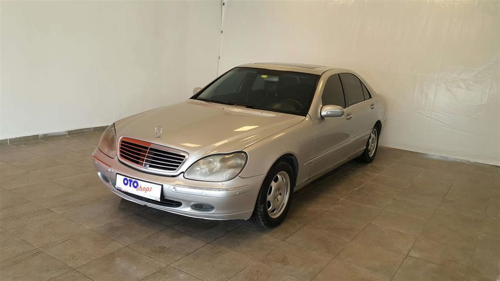 ✖ İkinci el mercedes s-serisi s 320 cdi 2003 - satılık araba