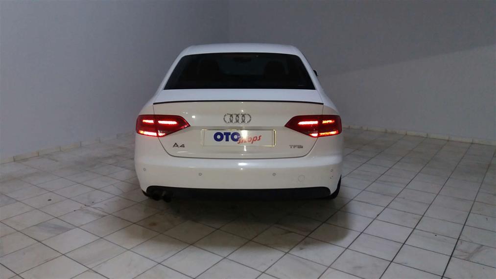 İkinci El Audi A4 1.8 TFSI 120HP MULTITRONIC 2011 - Satılık Araba Fiyat - Otoshops