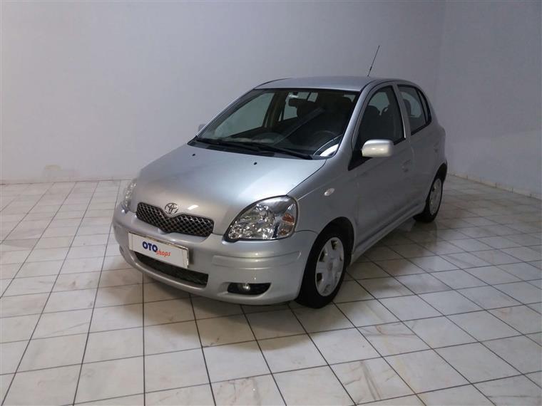 ✖ İkinci el toyota yaris 1.3 sol sp 2004 - satılık araba fiyat