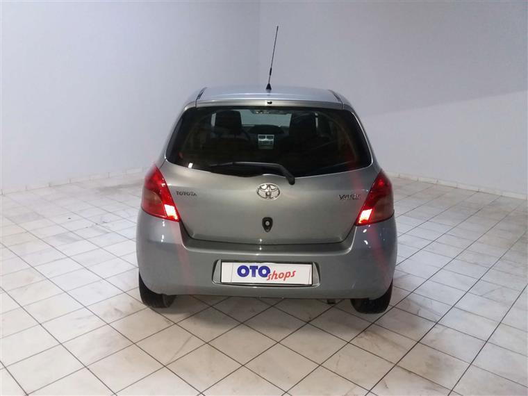 ✖ İkinci el toyota yaris 1.3 sol mm 2007 - satılık araba fiyat