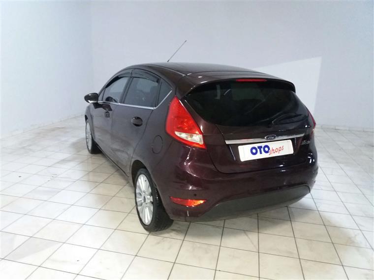 İkinci el ford fiesta 1.4 tdci 68hp titanium 2010 - satılık araba