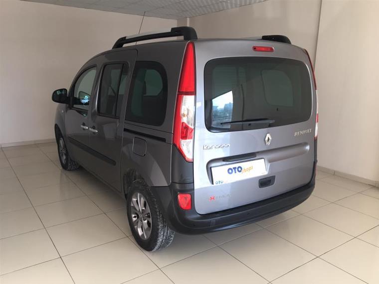 Ikinci El Renault Kangoo Multix 1 5 Dci 90hp Multix Extreme 2015