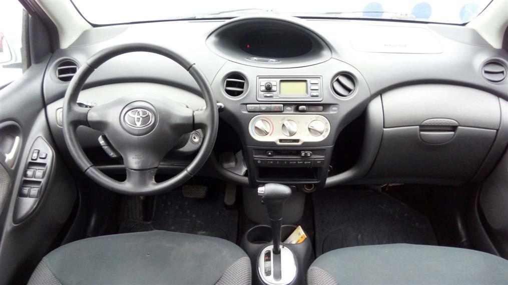 ✖ İkinci el toyota yaris 1.3 sol aut 2005 - satılık araba fiyat