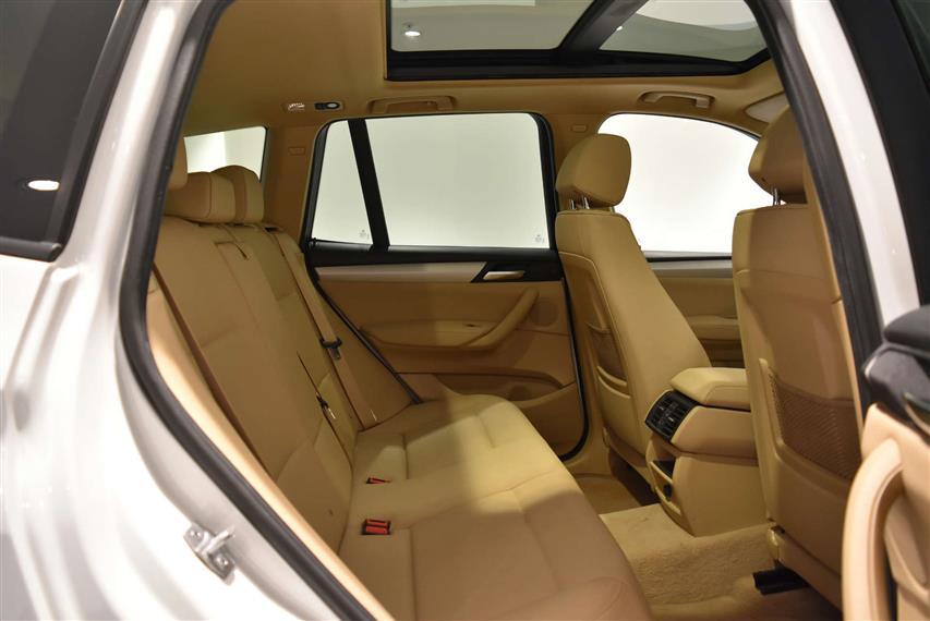 ✖ İkinci el bmw x3 1.6 sdrive20i aut 2015 - satılık araba fiyat