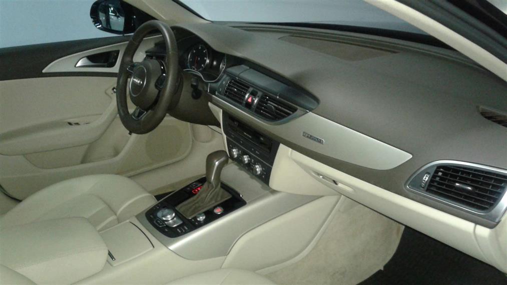İkinci el audi a6 2.0 tdi 190hp quattro s-tronic 2016 - satılık