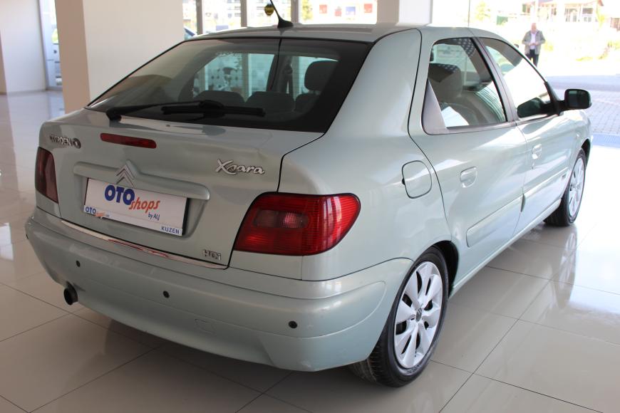 İkinci El Citroen Xsara 1.4 HDI X AC ABS 2004 - Satılık Araba Fiyat - Otoshops
