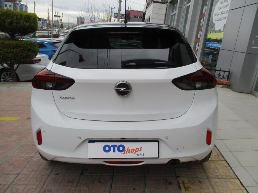 İkinci El Opel Corsa 1.2 75HP EDITION 2020 - Satılık Araba Fiyat - Otoshops