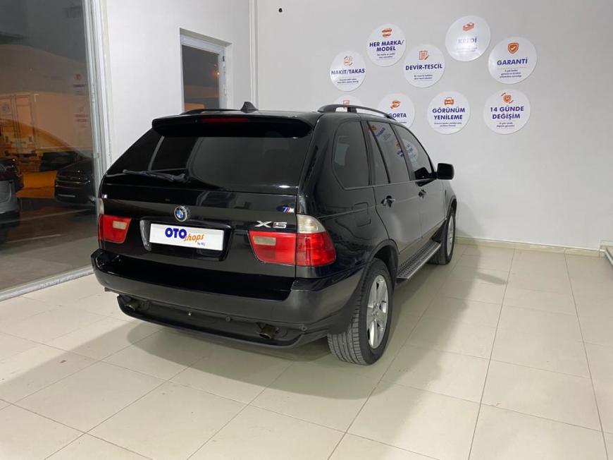 İkinci El BMW X5 3.0IA 2003 - Satılık Araba Fiyat - Otoshops