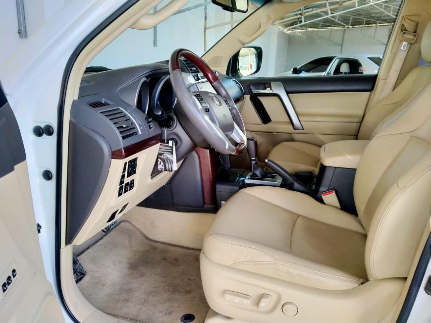 İkinci El Toyota Land Cruiser Prado 2.8 D-4D 4WD AUT 2016 - Satılık Araba Fiyat - Otoshops