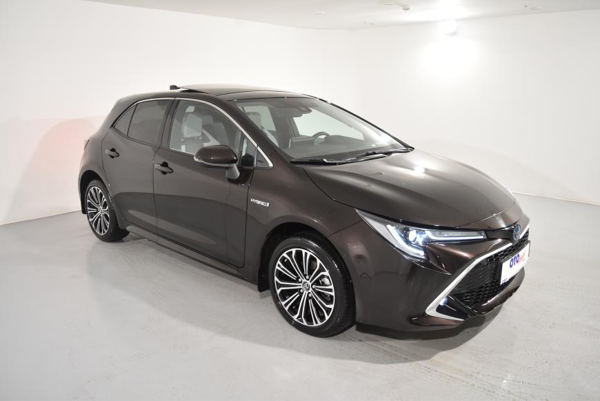 İkinci El Toyota Corolla Hybrid 1.8 HYBRID PASSION X-PACK E-CVT HB 2019 - Satılık Araba Fiyat - Otoshops