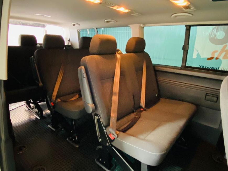 İkinci El Volkswagen Caravelle 2.0 TDI 204HP HIGHLINE 8+1 LWB DSG 2016 - Satılık Araba Fiyat - Otoshops