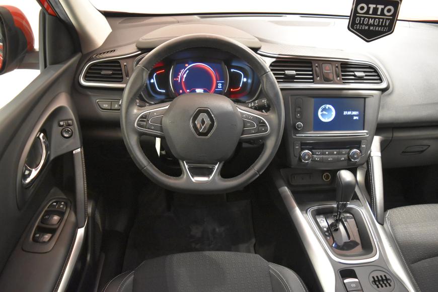 İkinci El Renault Kadjar 1.5 DCI 110HP EDC ICON 2WD 2015 - Satılık Araba Fiyat - Otoshops