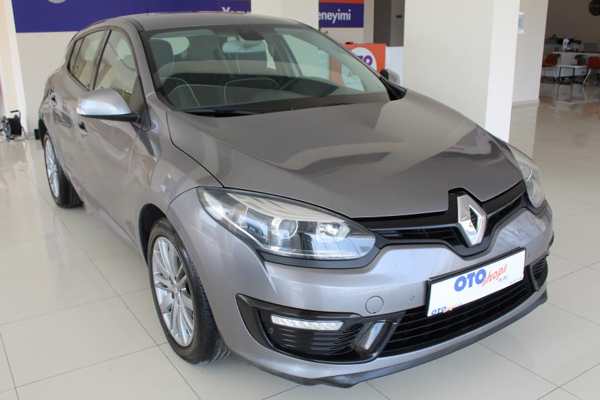İkinci El Renault Megane 1.5 DCI 110HP GT-LINE EURO5 2016 - Satılık Araba Fiyat - Otoshops