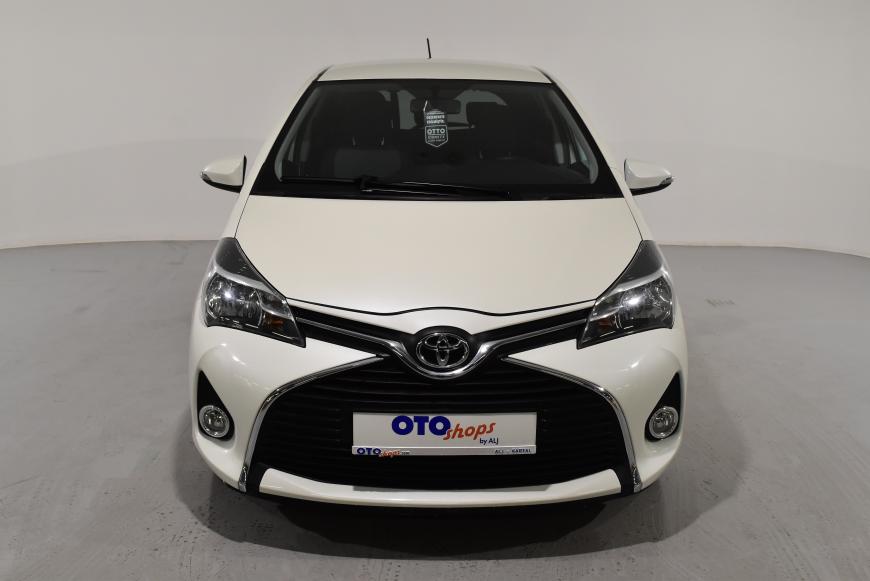 İkinci El Toyota Yaris 1.33 FUN SPECIAL 2015 - Satılık Araba Fiyat - Otoshops