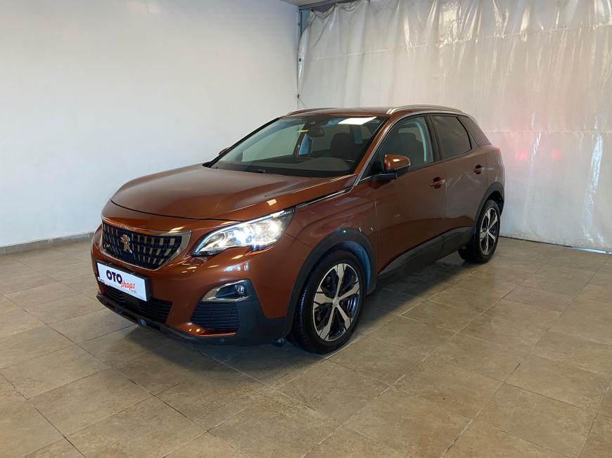 İkinci El Peugeot 3008 1.6 BLUEHDI 120HP ACTIVE SPORT PACK EAT6 2018 - Satılık Araba Fiyat - Otoshops
