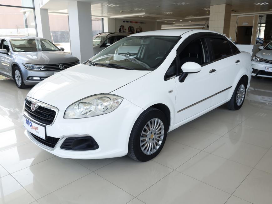 İkinci El Fiat Linea 1.3 MJET 95HP POP GSR 2015 - Satılık Araba Fiyat - Otoshops