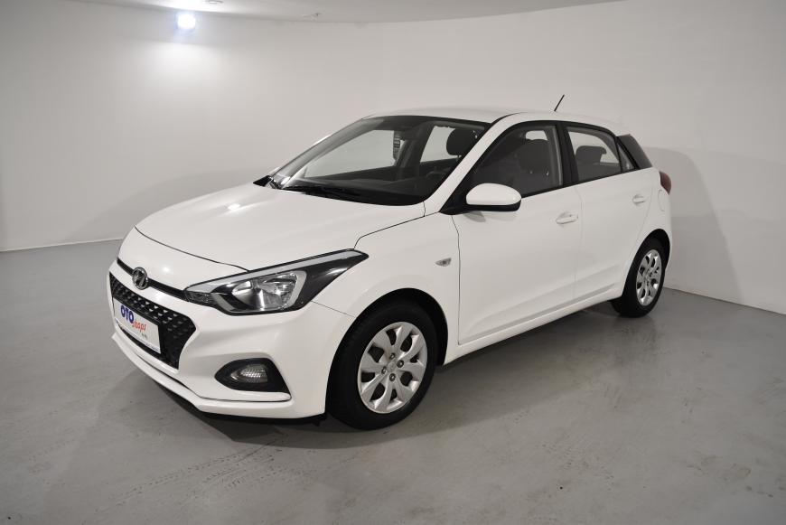 İkinci El Hyundai i20 1.4 MPI JUMP (YENİ) 2018 - Satılık Araba Fiyat - Otoshops