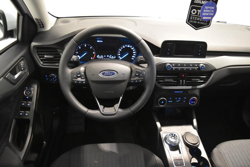 İkinci El Ford Focus 1.5 ECOBLUE 120HP TREND X AUT 2020 - Satılık Araba Fiyat - Otoshops