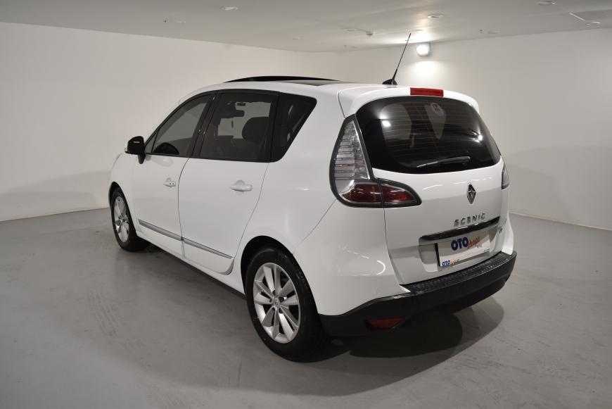 İkinci El Renault Scenic 1.5 DCI 110HP PRIVILEGE EDC 2012 - Satılık Araba Fiyat - Otoshops