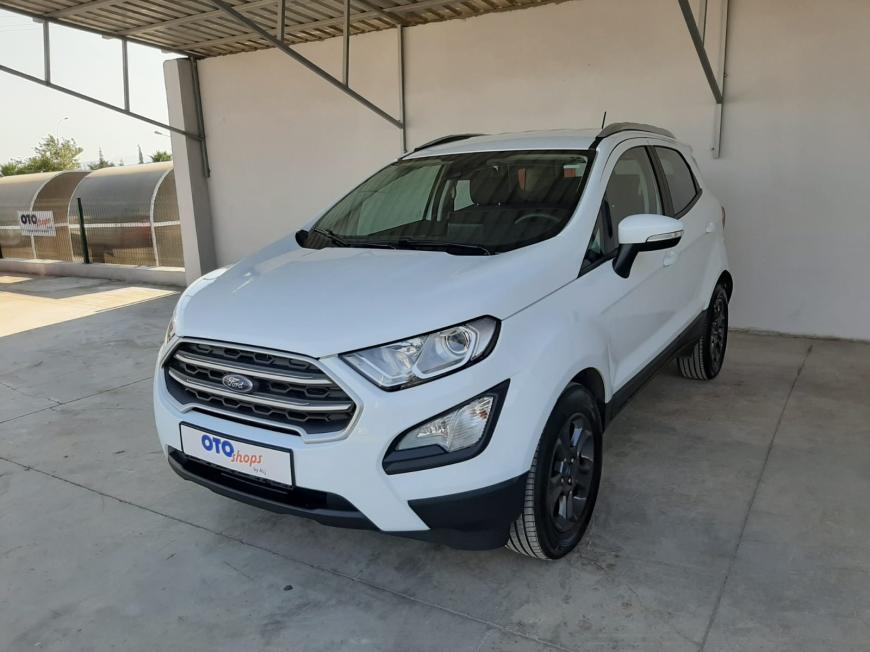 İkinci El Ford ECOSPORT 1.0 125PS ECOBOOST ST-LINE AUT 2018 - Satılık Araba Fiyat - Otoshops