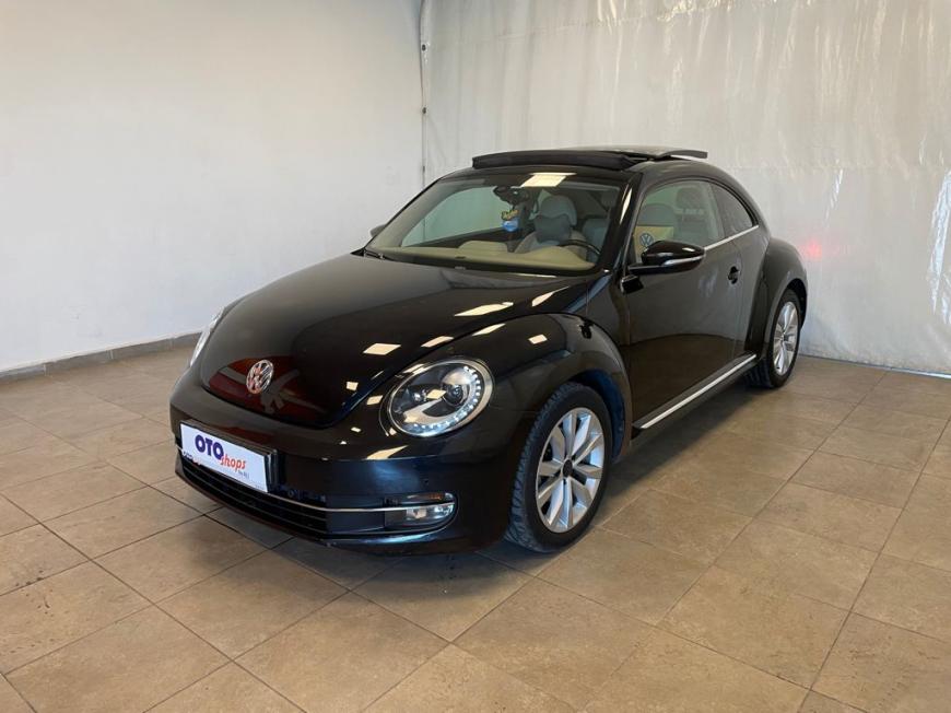 İkinci El Volkswagen Beetle 1.6 TDI DESIGN DSG 2014 - Satılık Araba Fiyat - Otoshops