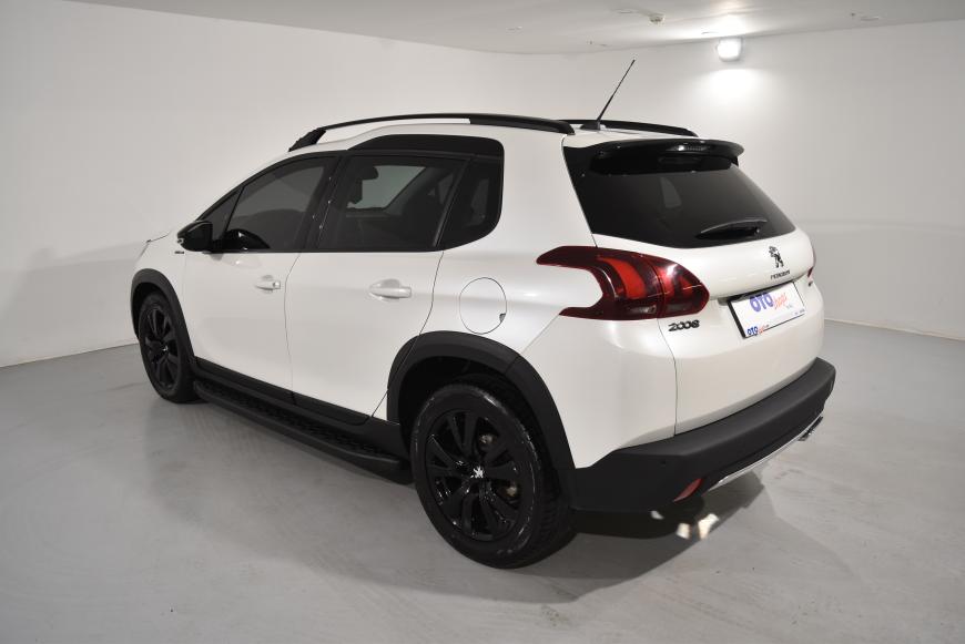 İkinci El Peugeot 2008 1.5 BLUEHDI 130HP GT-LINE EAT8 2019 - Satılık Araba Fiyat - Otoshops