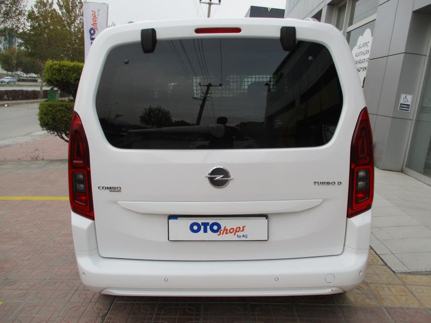 İkinci El Opel Combo 1.5 CDTI 102HP EXCELLENCE S&S MT 2019 - Satılık Araba Fiyat - Otoshops