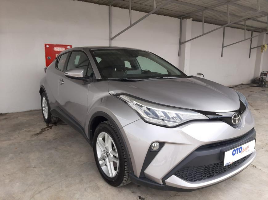 İkinci El Toyota C-HR 1.2 TURBO FLAME MULTIDRIVE S 4X2 2020 - Satılık Araba Fiyat - Otoshops